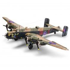 Maquette avion : Handley Page HALIFAX B Mk.III