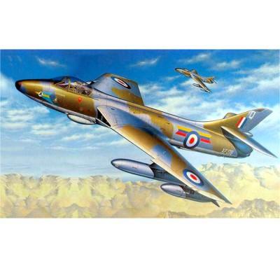 Maquette avion : Hawker HUNTER FGA.9/Mk.58 - Revell-04703