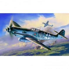 Maquette avion : Messerschmitt Bf109 G-10 Erla