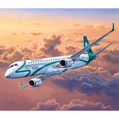Maquette avion : Model-Set : Embraer ERJ 195