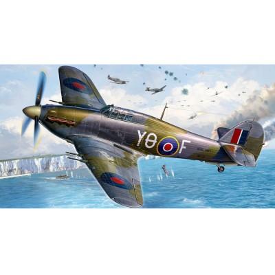 Maquette avion : Model-Set : Sea Hurricane Mk.IIC - Revell-63985