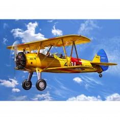 Maquette avion : Model-Set : Stearman Kaydet