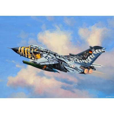 Maquette avion : Model-Set : Tornado ECR Tigermeet - Revell-64846