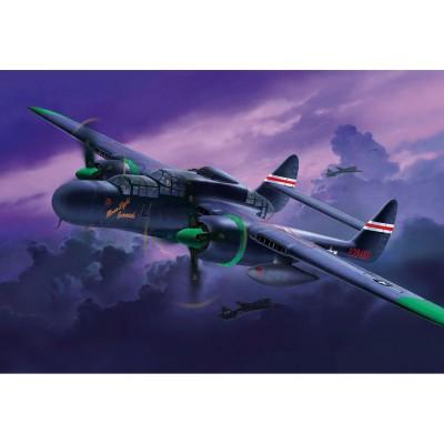 Maquette avion : Northrop P-61A/B Black Widow - Revell-04887
