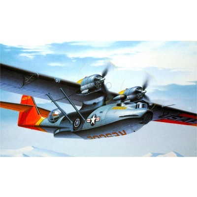 Maquette avion : PBY-5A Catalina - Revell-04507