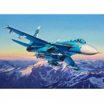 Maquette avion : Sukhoi Su-27 SM Flanker