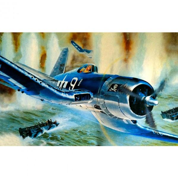 Maquette avion : Vought F4U-1A Corsair - Revell-04781