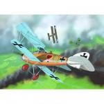 Maquette avion: Albatross D.III