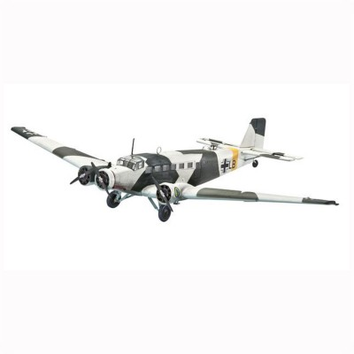 Maquette avion Junkers Ju52/3m : Model-Set - Revell-64843