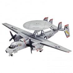Maquette Avion militaire : E-2C Hawkeye