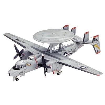 Maquette Avion militaire : E-2C Hawkeye - Revell-03945
