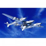 Maquette avion spatial : Model-Set : Spaceshiptwo & whiteknighttwo