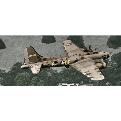 Maquette avion220 pièces : Forteresse volante B-17F Memphis Belle - Revell-04279