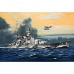 Maquette bateau : Battleship Scharnhorst