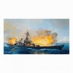 Maquette bateau : Battleship U.S.S. New Jersey BB-62 (1982)