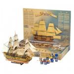 Maquette bateau : Coffret Cadeau : H.M.S. Victory