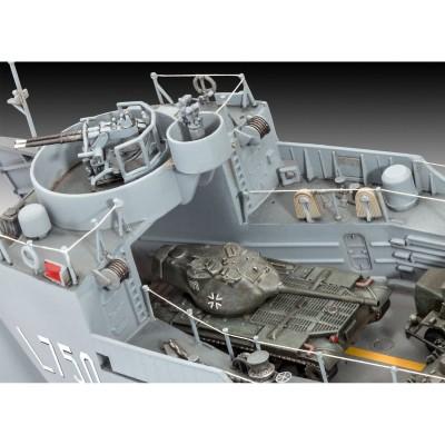 Maquette Bateau : Eidechse-Class German LSM - Revell-05139