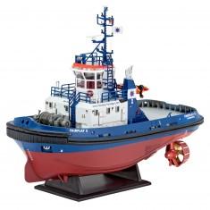 Maquette bateau : Harbour Tug Boat Fairplay I,III,X