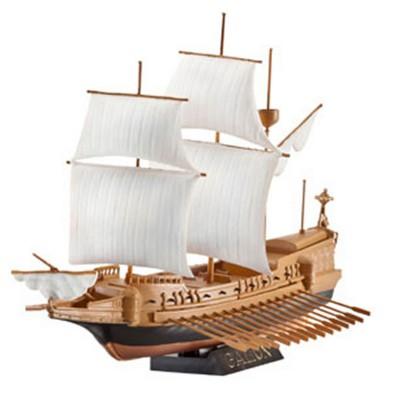 Maquette bateau : Model-Set : Gallion Espagnol - Revell-65899