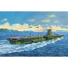 Maquette bateau : Model-Set : Porte-avions japonais Shinano