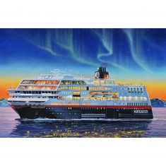 Maquette bateau : MS Trollfjord