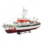 Maquette bateau : Navire de recherche et de secours