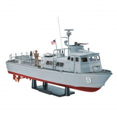 Maquette bateau : US Navy SWIFTBOAT (PCF)