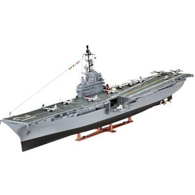 Maquette bateau : U.S.S. Hornet (CVS-12) - Revell-05121