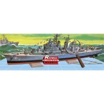 Maquette bateau : USS King