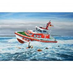 Maquette bateau de secours DGzRS Walter Rose / Verena