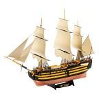 Maquette bateau : Vaisseau Amiral Nelson - HMS Victory