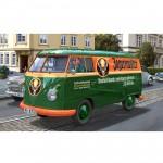 Maquette bus : Model-Set : VolksWagen T1 Kastenwagen / panel van