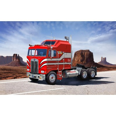 Maquette Camion : Kenworth Aerodyne - Revell-07671