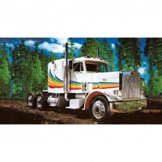 Maquette camion : Peterbilt 359 Conventional