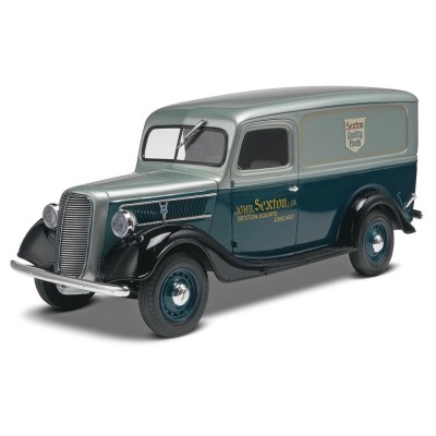 Maquette camionnette '37 Ford Panel Delivery - Revell-85-14930