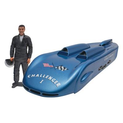 Maquette Challenger I de Mickey Thompson avec figurine - Revell-85-14918