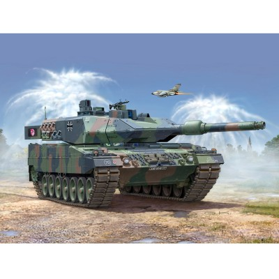 Maquette Char : Leopard 2A5 / A5NL - Revell-03243