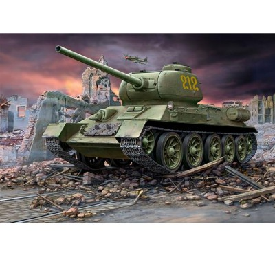 Maquette char : T-34/85 - Revell-03302