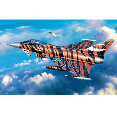 Maquette d'avion : Eurofighter Typhoon Bronze Tiger - Revell-03970