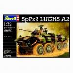 Maquette de char : Spaehpanzer 2 Luchs