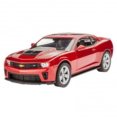 Maquette de voiture : Camaro ZL 1