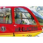 Maquette Hélicopètre : EC135 Air Glaciers