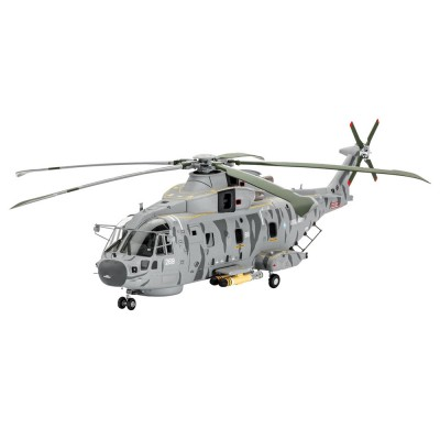 Maquette hélicoptère : AW101 Merlin HMA.1 - Revell-04907