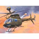 Maquette hélicoptère : Bell OH-58D Kiowa
