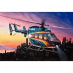 Maquette hélicoptère : Model set Eurocopter BK 117