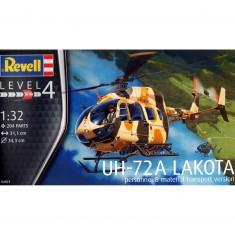 Maquette hélicoptère : UH-72A Lakota