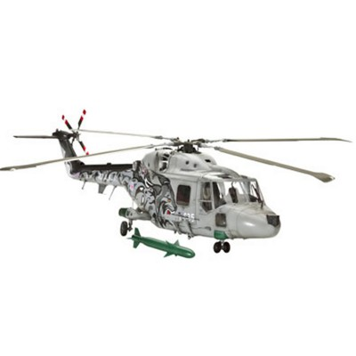 Maquette hélicoptère : Westland LYNX HAS.3 - Revell-04837