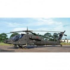 Maquette Hélicoptère militaire : AH-64A Apache