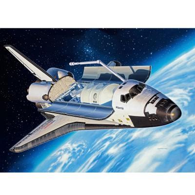 Maquette navette spatiale Atlantis : Model Set - Revell-64544