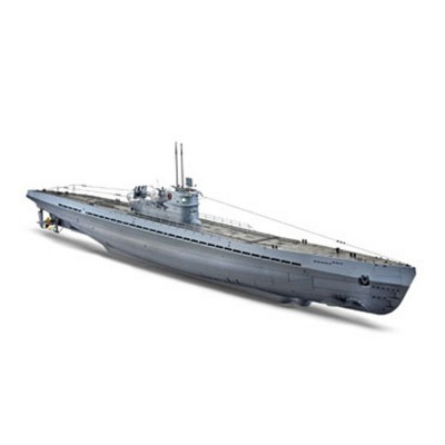 Maquette sous-marin : Sous-marin allemand Type IX C - Revell-05114